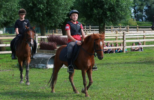 Eventing beginners