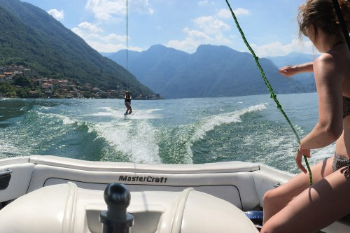 Intense: 4x/dag waterski/wakeboard